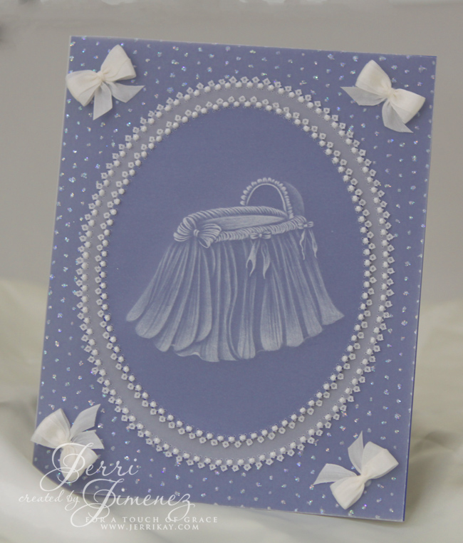 Parchment Baby Card 5